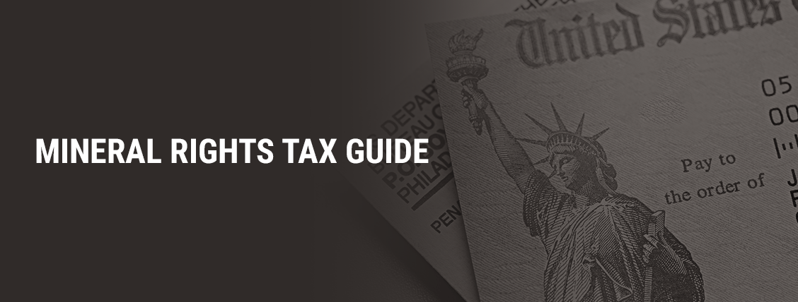 Mineral Rights Tax Guide